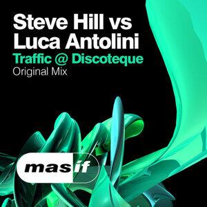Steve Hill vs Luca Antolini