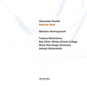 Mstislav Rostropovich & Tatiana Melentieva & Arkady Shteinlukht & Boy Choir Glinka Choral College & State Hermitage Orchestra 歌手頭像