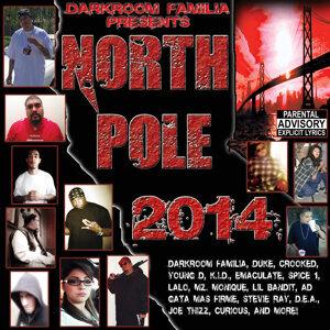 Darkroom Familia Presents: 歌手頭像
