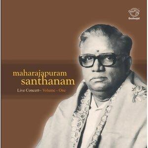 Maharajapuram Santhanam 歌手頭像