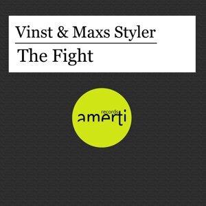 Maxs Styler & Vinst アーティスト写真