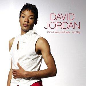 David Jordan (大衛喬登)