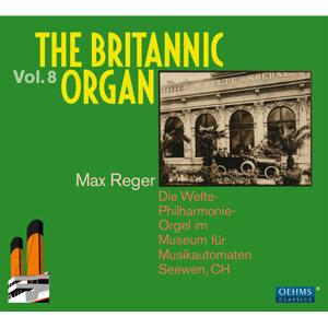 Max Reger 歌手頭像