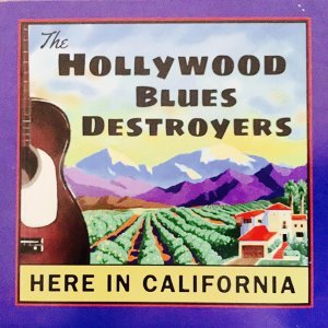 The Hollywood Blues Destroyers 歌手頭像