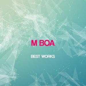 M Boa 歌手頭像