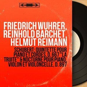 Friedrich Wührer, Reinhold Barchet, Helmut Reimann 歌手頭像
