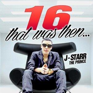 J-Starr The Prince 歌手頭像