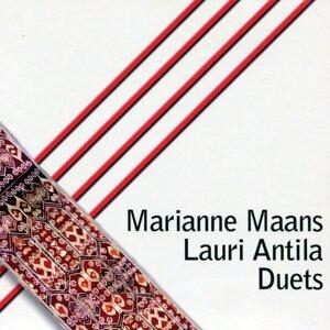 Marianne Maans, Lauri Antila 歌手頭像