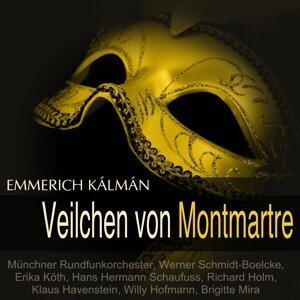 Münchner Rundfunkorchester, Werner Schmidt-Boelcke, Erika Köth, Hans Hermann Schaufuss 歌手頭像