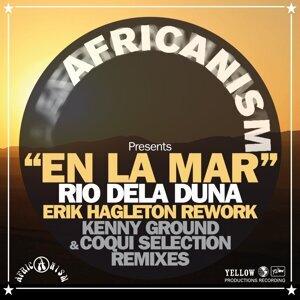 Africanism, Rio Dela Duna, Erik Hagleton 歌手頭像
