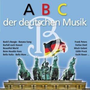 ABC der deutschen Musik - B1 歌手頭像