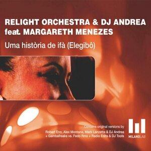 Relight Orchestra, DJ Andrea 歌手頭像