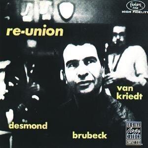 Dave Brubeck & Paul Desmond & Dave Van Kriedt アーティスト写真