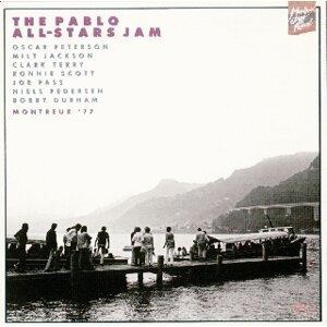 The Pablo All-Stars Jam