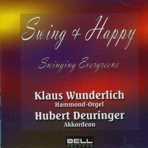 Klaus Wunderlich, Hubert Deuringer 歌手頭像