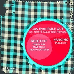 Lazy Eyes アーティスト写真