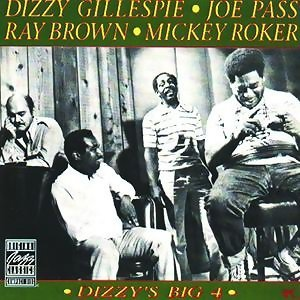 Dizzy Gillespie's Big Four 歌手頭像