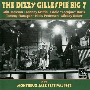The Dizzy Gillespie Big 7 アーティスト写真