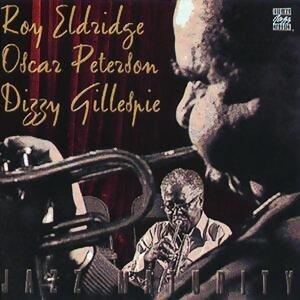 Roy Eldridge & Oscar Peterson & Dizzy Gillespie アーティスト写真