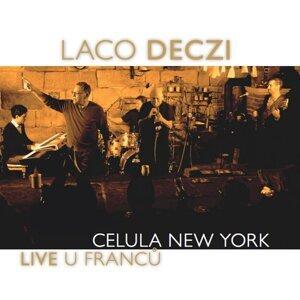 Laco Deczi, Celula New York 歌手頭像