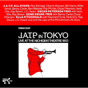 The Jazz At The Philharmonic All-Stars & The Oscar Peterson Trio & The Gene Krupa Trio & Ella Fitzgerald 歌手頭像