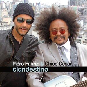 Piero Fabrizi, Chico César 歌手頭像