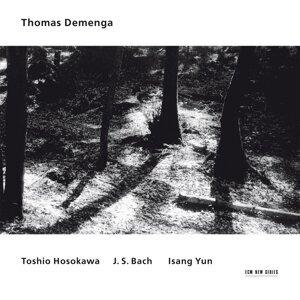 Thomas Demenga 歌手頭像