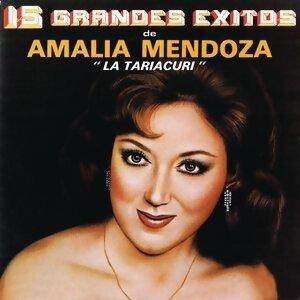 """Amalia Mendoza """"La Tariacuri"""" アーティスト写真"""
