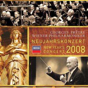 New Year's Concert 2008 (2008維也納新年音樂會) 歌手頭像