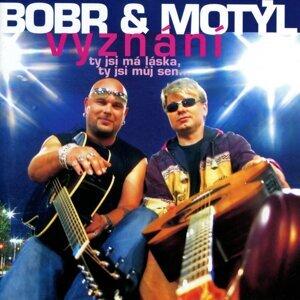 Bobr & Motýl 歌手頭像