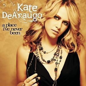 Kate DeAraugo Artist photo