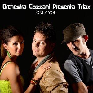 Orchestra Cozzani, Triax 歌手頭像