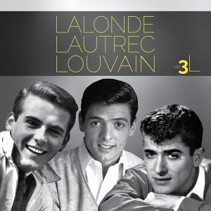 Michel Louvain, Donald Lautrec, Pierre Lalonde 歌手頭像