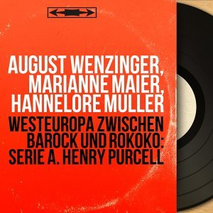 August Wenzinger, Marianne Maier, Hannelore Müller 歌手頭像