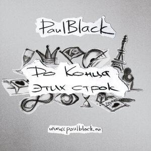 PaulBlack 歌手頭像