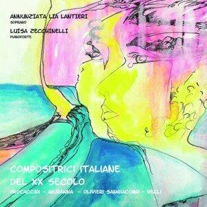 Annunziata Lia Lantieri, Luisa Zecchinelli 歌手頭像