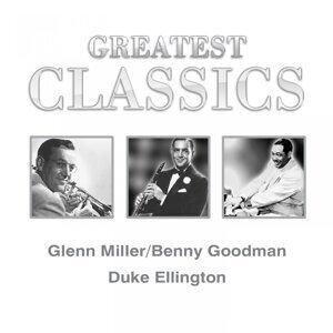 Glenn Miller and His Orchestra, Benny Goodman, Duke Ellington 歌手頭像