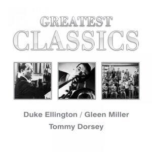 Duke Ellington, Glenn Miller, Tommy Dorsey 歌手頭像