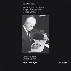 Heinz Holliger & Camerata Bern & London Voices 歌手頭像