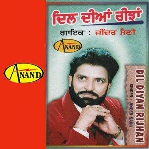 Jinder Saini 歌手頭像