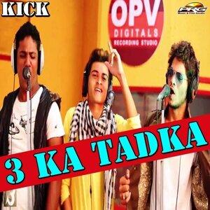 D. Boy Lucky Singh, Zishaan Khan Pathan, Ayan Sultan Mirza 歌手頭像
