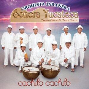 Orquesta Jaranera Sonora Yucateca, Casimiro Canche, Cherry Canche 歌手頭像