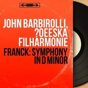 John Barbirolli, Česká filharmonie 歌手頭像
