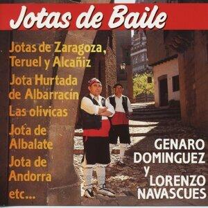 Genaro Domínguez, Lorenzo Navascues 歌手頭像