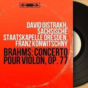 David Oistrakh, Sächsische Staatskapelle Dresden, Franz Konwitschny 歌手頭像