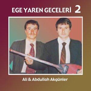 Ali Akgünler, Abdullah Akgünler 歌手頭像