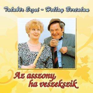 Talabér Erzsébet, Hollay Bertalan 歌手頭像