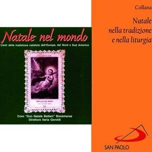 Coro Don Natale Bellani Bonemerse, Ilaria Geroldi 歌手頭像