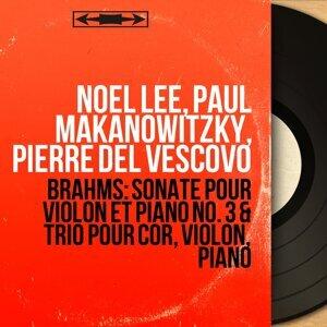Noël Lee, Paul Makanowitzky, Pierre del Vescovo 歌手頭像