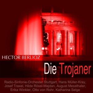 Radio-Sinfonie-Orchester Stuttgart, Hans Müller-Kray, Josef Traxel, Hilde Rössl-Majdan 歌手頭像